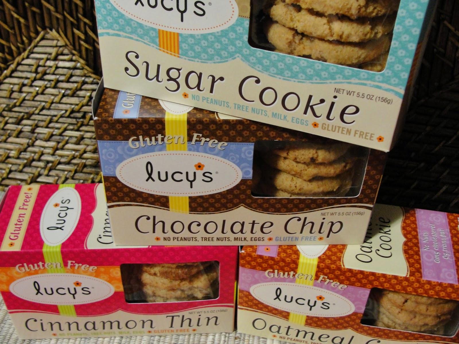 Cara Pembuatan Coklat Lucy's Gluten Free Cookies