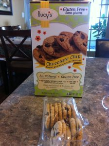 Lucy Gluten Free Cookies