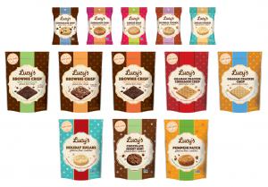 Perjuangan Menciptakan Brand Lucy's Gluten Free Cookies