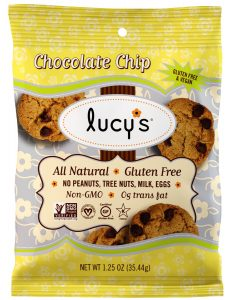Awal Mula Tercipta Coklat Lucy's Gluten Free Cookies